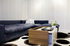 Luxury modern living room Stock Photo