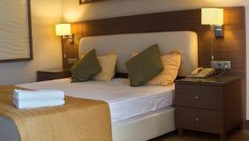 Luxury modern style room hotel Royalty Free Stock Image