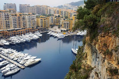 Luxury of Monaco Stock Photos