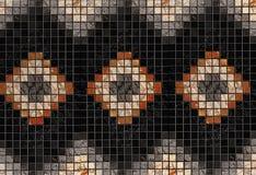 Luxury Mosaic Background Texture Royalty Free Stock Photo