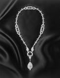 Luxury necklace Royalty Free Stock Photo