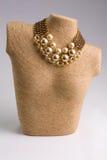 Luxury Necklace Stock Photos