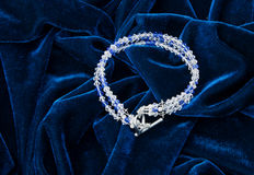Luxury necklace Stock Images