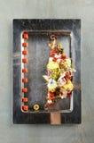 Luxury Nicoise Salad Stock Photo
