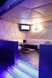 Luxury night club in european style Royalty Free Stock Photos
