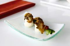 Luxury nigri sushi Royalty Free Stock Photography