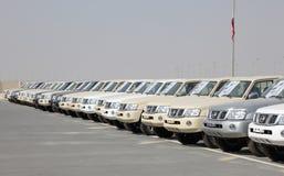 Luxury Nissan SUVs Stock Photos