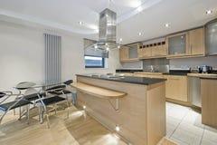Luxury open plan apartment Stock Photos