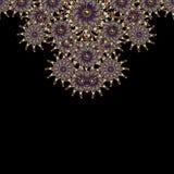 Luxury Ornament Artwork Stock Photography