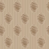 Luxury ornamental  wallpaper. Vector Royalty Free Stock Photos