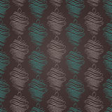 Luxury ornamental  wallpaper. Vector Stock Photo