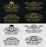 Excellent Monogram Logos Set Graphic Logo Template Flourishes Elegant Easy Diy Christmas Decorations Tissureus