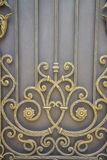 Luxury Ornate gate Royalty Free Stock Images