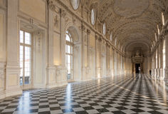 Luxury palace interior Royalty Free Stock Photos