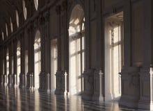 Luxury palace interior Stock Images