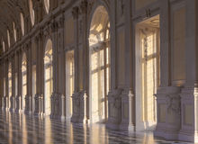 Luxury palace interior Stock Image