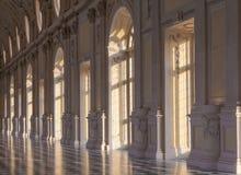 Luxury palace interior Stock Image