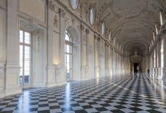 Luxury palace interior Stock Photography