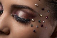 Free Luxury Party Makeup Stock Photos - 28598823