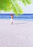Luxury photoshoot on the beach Stock Photography