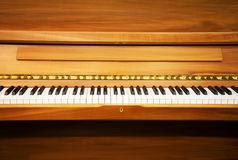 Luxury piano royalty free stock images