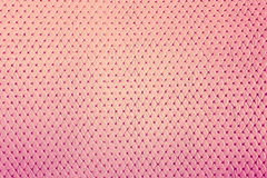 Luxury pink leather texture for background.  Royalty Free Stock Photos