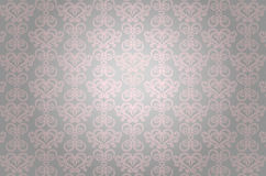 Luxury pink ornamental pattern. Luxury glamour pink ornamental pattern Royalty Free Stock Photo