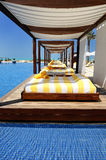Luxury place resort. And spa for vacations Stock Photos