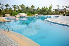 luxury pool  Stock Image