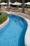 Luxury pool Royalty Free Stock Photos
