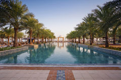 Luxury Pool. Stock Images