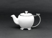 Luxury porcelain teapot Royalty Free Stock Photography