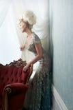 Luxury Portrait stock image