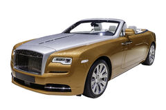 Luxury Prestige Car Stock Photos