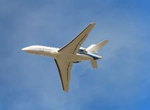 Luxury private jet Royalty Free Stock Photography