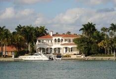 Luxury real estate Stock Image