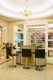 Luxury reception room Royalty Free Stock Photo