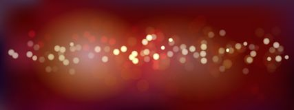 A luxury red bokeh  image for Abstract background. Luxury red bokeh  image for Abstract background Royalty Free Stock Photography