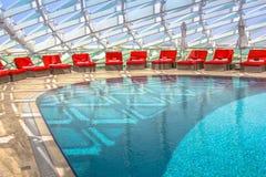 Luxury Rersort Abu Dhabi Stock Photos