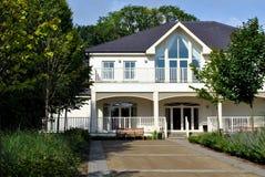 Luxury residence Stock Photo