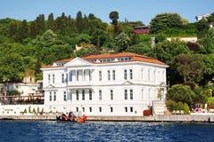 Luxury residence Stock Image