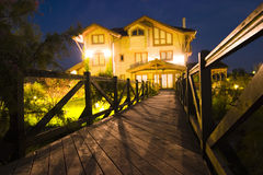 Luxury Residence Royalty Free Stock Images