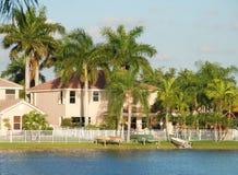 Luxury residence Royalty Free Stock Photo
