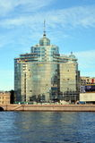 Luxury residential complex. Aurora, Saint-Petersburg, Russia Stock Images