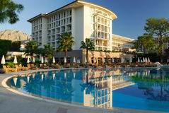Luxury resort. In Turkey. Antalya. Kemer Stock Photos