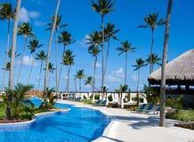 Luxury resort Stock Photo