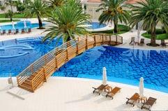 Luxury resort Stock Photos