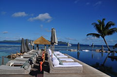 Luxury Resort Stock Image