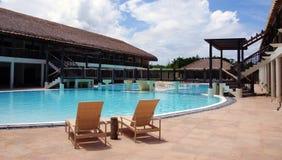 Luxury resort Royalty Free Stock Images