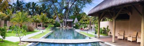 Luxury Resort Royalty Free Stock Photography